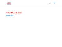 Slika naslovnice sjedišta: Lim Rad d.o.o. (http://limrad.hr/)