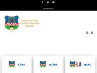 Slika naslovnice sjedišta: Nogometni savez Požeško slavonske županije (http://nspsz.hr/)