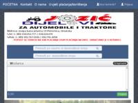 Slika naslovnice sjedišta: Trgovina Jozić (http://trgovina-jozic.hr/)