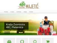 Slika naslovnice sjedišta: Trgovina Majetić - Sve za poljoprivredu (http://trgovina-seljak.hr/)