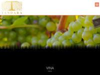 Slika naslovnice sjedišta: Vina Tandara (http://vina-tandara.hr/)