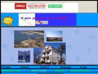 Slika naslovnice sjedišta: Privatni smještaj Sukošan (http://turizam.tripod.com)