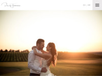 Frontpage screenshot for site: (http://www.robert-franciskovic.com/)