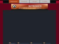 Frontpage screenshot for site: Nitrokem - obrt za toplinsku obradu metala (http://www.nitrokem.hr)