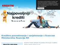 Slika naslovnice sjedišta: Kreditni savjetnik (http://www.kreditni-savjetnik.com)