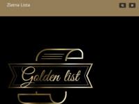 Slika naslovnice sjedišta: Zlatna Lista (http://zlatna-lista.hr)
