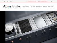 Slika naslovnice sjedišta: Alkor trade d.o.o. (http://www.alkortrade.hr/)