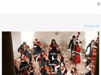 Frontpage screenshot for site: Vitrus Travels (http://www.virtus-travel.com/)