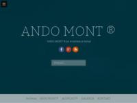 Slika naslovnice sjedišta: Ando mont (http://www.andomont.hr)
