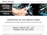 Slika naslovnice sjedišta: Moto Tumbri, Zagreb (http://mototumbri.hr/)