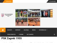 Slika naslovnice sjedišta: PSK Zagreb 1955 (http://www.pskzagreb1955.hr)