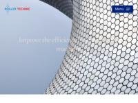 Frontpage screenshot for site: Gumiranje valjaka - RollerTechnic (http://www.rollertechnic.hr)