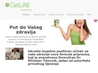 Slika naslovnice sjedišta: Inovativna GetLine Formula (http://www.getlineformula.com/)