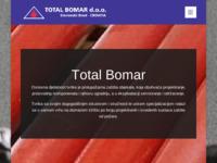 Slika naslovnice sjedišta: Total Bomar - Protupožarna zaštita objekata (http://www.total-bomar.hr)