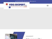 Slika naslovnice sjedišta: Veig Ekspert - geodezija, vještačenja, ekspertize i procjene (http://www.veig-ekspert.hr)