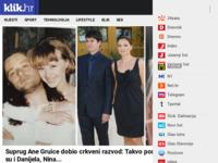 Slika naslovnice sjedišta: 1klik.hr - Sve vijesti na jednom mjestu (http://www.1klik.hr/)