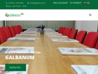 Slika naslovnice sjedišta: Učilište Galbanum, učilište terapijskih vještina. (http://www.galbanum.hr)