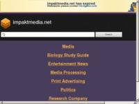Slika naslovnice sjedišta: Impakt Media - Stvaramo BRAND IMPAKT za Vaš Biznis! (http://www.impaktmedia.net)