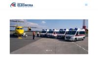 Slika naslovnice sjedišta: Ustanova Eleonora - Sanitetski Prijevoz - Zdravstvena njega - Fizikalna terapija (http://www.ustanova-eleonora.info)