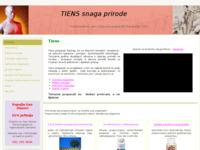Slika naslovnice sjedišta: Tiens i kineska tradicionalna mudrost (http://www.zdravlje.savjetnik.com)
