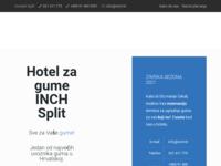 Slika naslovnice sjedišta: Hotel za gume INCH Split - sve za Vaše gume na jednom mjestu! (http://inch.hr/)