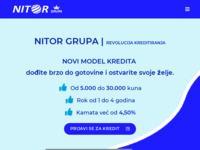 Slika naslovnice sjedišta: Nitor grupa (http://www.nitor-grupa.hr)
