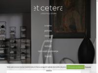 Slika naslovnice sjedišta: Et Cetera Lifestyle Store - Salon namještaja (http://et-cetera.hr/)