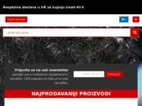 Slika naslovnice sjedišta: Regatta Webshop (http://regatta.hr)