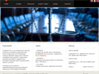 Frontpage screenshot for site: Linguis24 j.d.o.o. (http://www.linguis24.hr)