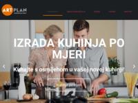 Slika naslovnice sjedišta: Izrada namještaja - ART PLAN (http://artplan-namjestaj.hr)