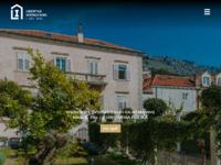 Frontpage screenshot for site: Libertas Inzenjering - Real Estate and Construction (http://www.libertasinzenjering.hr/)