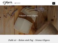 Slika naslovnice sjedišta: Paški sir - Kolan otok Pag - Sirana Gligora (http://gligora.com/)