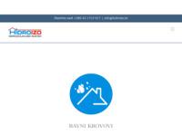 Frontpage screenshot for site: Hidroizo - Hidroizolacija i sanacija - Hidroizolacijski sustavi (http://hidroizo.hr)
