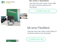 Slika naslovnice sjedišta: Flexirent - najam osobnih i kombi vozila (http://flexirent.hr)