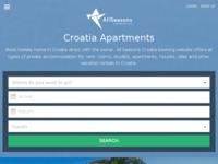 Slika naslovnice sjedišta: Privatni smještaj u Hrvatskoj - All Seasons Croatia (http://www.allseasonscroatia.hr)