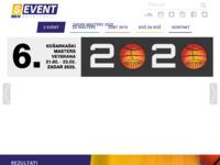 Slika naslovnice sjedišta: Sport Event - Zadar (http://www.s-event.hr/)