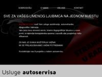 Slika naslovnice sjedišta: Auto servis Ivšan (http://www.autoservis-ivsan.hr/)