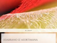 Slika naslovnice sjedišta: EDRA d.o.o. (http://www.edra.hr)