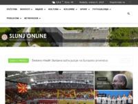 Slika naslovnice sjedišta: Slunj Online - prvi slunjski news portal za grad Slunj i okolicu (http://slunj-online.hr)