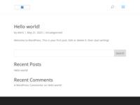 Frontpage screenshot for site: Rent Zagreb - Apartmani savršeni za Vas (http://www.rent-zagreb.com)
