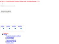 Slika naslovnice sjedišta: Migra (http://migra.hr/)