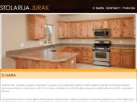 Slika naslovnice sjedišta: Stolarija Jurak - Vrata, prozori, kuhinje, namještaj (http://www.stolarijajurak.hr)