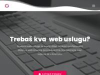 Slika naslovnice sjedišta: Era Nova j.d.o.o. - Izrada Web Stranica - Informatičke Usluge (http://eranova.hr)