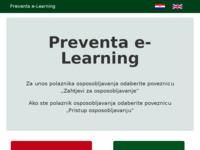 Slika naslovnice sjedišta: Zaštita na radu - Preventa d.o.o. (http://www.zastitanaradu.eu.com/)