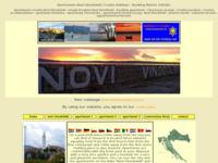 Slika naslovnice sjedišta: Apartmani Maričić (http://www.adriatic-holidays.net)