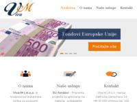 Slika naslovnice sjedišta: Viva-M j.d.o.o. - Poslovno savjetovanje (http://viva-m.hr)