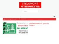 Slika naslovnice sjedišta: Stelamont - PVC vrata i prozori, protuprovalna vrata (http://stelamont.hr)