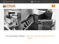 Slika naslovnice sjedišta: Stolar Majstorina - Ime kao brend, namještaj po mjeri (http://www.majstorina.hr)