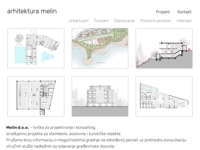 Slika naslovnice sjedišta: Arhitektura Melin (http://www.arhitektura-melin.hr)