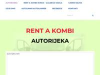 Slika naslovnice sjedišta: Rent a kombi Rijeka (http://autorijeka.hr)